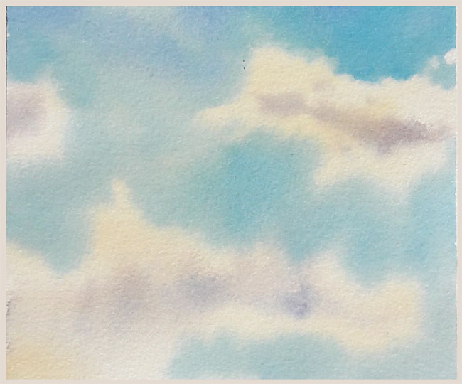 how to paint stunning skies in watercolour simple clouds dramatic sunsets solving watercolour to paint stunning skies in watercolour